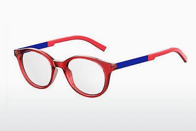 Brille Seventh Street S 264 5OI - Rot, Blau