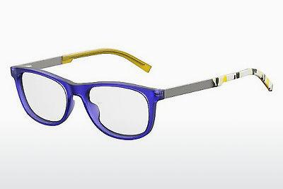 Brille Seventh Street S 266 0Q3 - Blau, Gelb