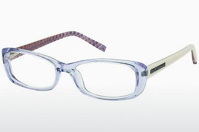 Brille TRUSSARDI TR12703 CR - Blau, Transparent