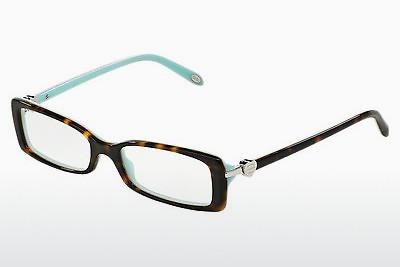 Brille Tiffany TF2035 8134 - Braun, Havanna