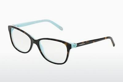 Brille Tiffany TF2097 8134 - Blau, Braun, Havanna