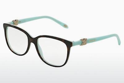 Brille Tiffany TF2111B 8134 - Braun, Havanna