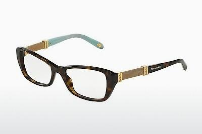 Brille Tiffany TF2117B 8015 - Braun, Havanna