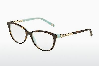 Brille Tiffany TF2120B 8134 - Blau, Braun, Havanna