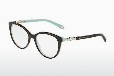 Brille Tiffany TF2134B 8134 - Braun, Havanna