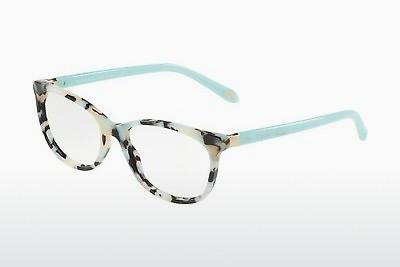 Brille Tiffany TF2135 8213 - Weiß, Havanna