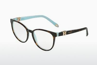 Brille Tiffany TF2138 8134 - Braun, Havanna