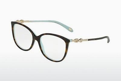 Brille Tiffany TF2143B 8134 - Blau, Braun, Havanna