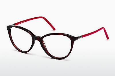 Brille Tod's TO5122 054 - Havanna, Red