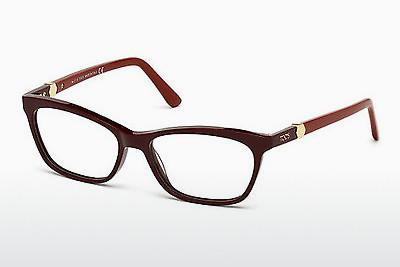 Brille Tod's TO5143 071 - Burgund, Bordeaux