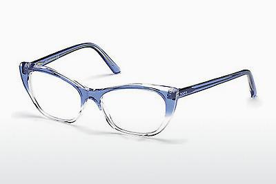 Brille Tod's TO5146 086 - Blau, Azurblue
