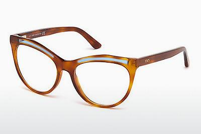 Brille Tod's TO5153 053 - Havanna, Yellow, Blond, Brown