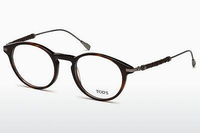 Brille Tod's TO5170 054 - Havanna, Red