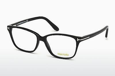 Brille Tom Ford FT4293 001 - Schwarz, Shiny