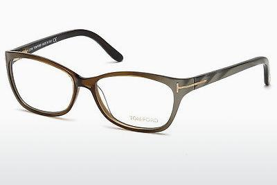 Brille Tom Ford FT5142 050 - Braun, Dark