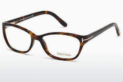 Brille Tom Ford FT5142 052 - Braun, Dark, Havana