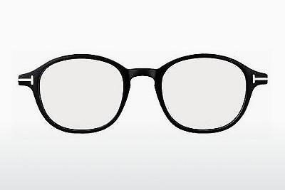 Brille Tom Ford FT5150 001 - Schwarz, Shiny