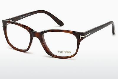 Brille Tom Ford FT5196 052 - Braun, Dark, Havana