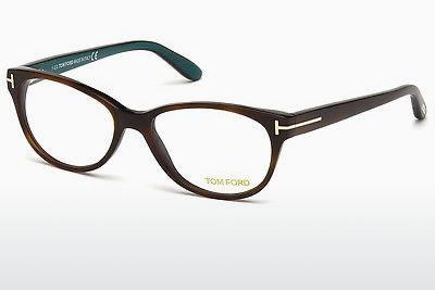Brille Tom Ford FT5292 052 - Braun, Dark, Havana