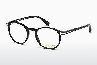 Brille Tom Ford FT5294 001 - Schwarz, Shiny