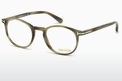 Brille Tom Ford FT5294 064 - Braun, Havanna, Mehrfarbig