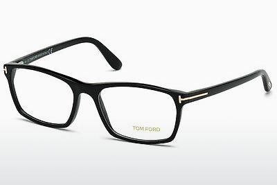 Brille Tom Ford FT5295 001 - Schwarz