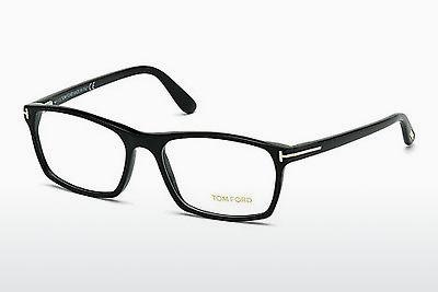 Brille Tom Ford FT5295 052 - Braun, Havanna