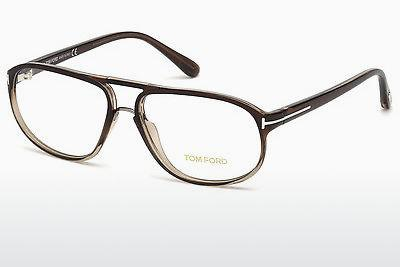 Brille Tom Ford FT5296 050 - Braun