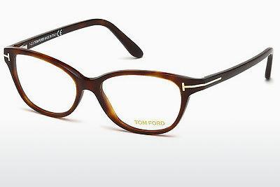 Brille Tom Ford FT5299 052 - Braun, Dark, Havana