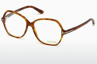 Brille Tom Ford FT5300 053 - Havanna, Yellow, Blond, Brown