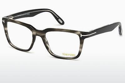 Brille Tom Ford FT5304 093 - Grün, Bright, Shiny