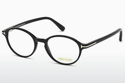 Brille Tom Ford FT5305 001 - Schwarz, Shiny