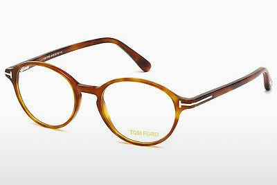 Brille Tom Ford FT5305 053 - Havanna, Yellow, Blond, Brown