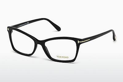 Brille Tom Ford FT5357 001 - Schwarz