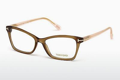 Brille Tom Ford FT5357 048 - Braun