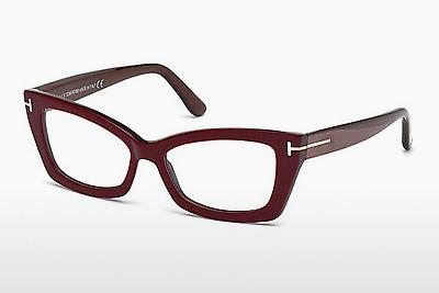 Brille Tom Ford FT5363 071 - Burgund, Bordeaux