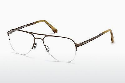 Brille Tom Ford FT5370 034 - Bronze, Bright, Shiny