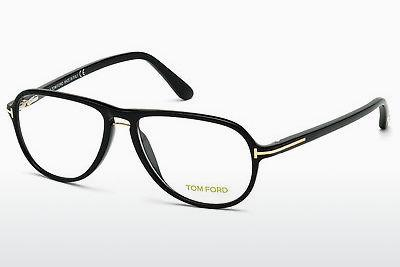 Brille Tom Ford FT5380 001 - Schwarz