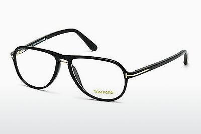 Brille Tom Ford FT5380 056 - Braun, Havanna