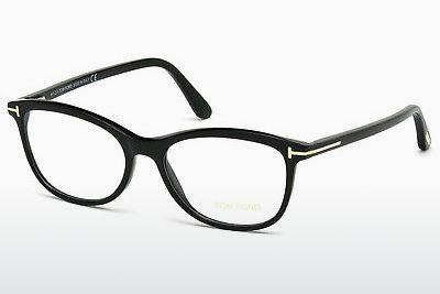 Brille Tom Ford FT5388 001 - Schwarz, Shiny