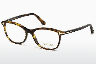 Brille Tom Ford FT5388 052 - Braun, Dark, Havana
