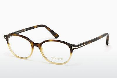 Brille Tom Ford FT5391 053 - Havanna, Yellow, Blond, Brown