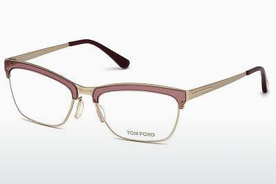 Brille Tom Ford FT5392 071 - Burgund, Bordeaux