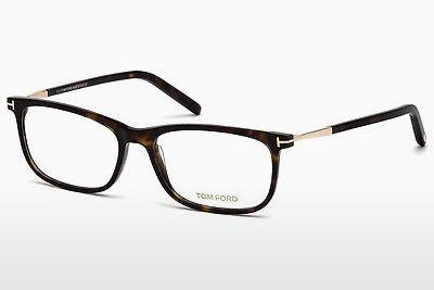 Brille Tom Ford FT5398 052 - Braun, Dark, Havana