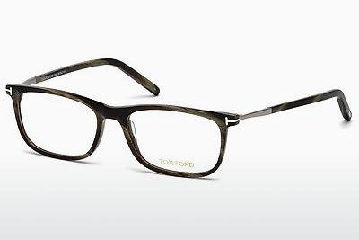 Brille Tom Ford FT5398 061 - Grün, Horn