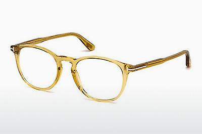 Brille Tom Ford FT5401 041 - Gelb