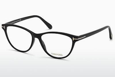 Brille Tom Ford FT5402 001 - Schwarz, Shiny