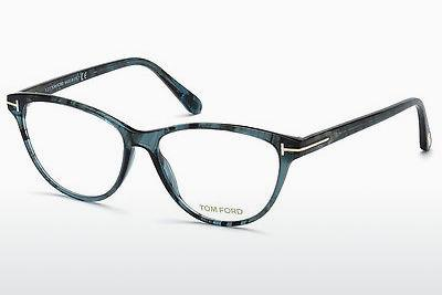 Brille Tom Ford FT5402 095 - Grün, Bright