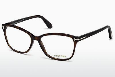 Brille Tom Ford FT5404 052 - Braun, Dark, Havana