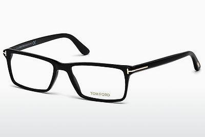 Brille Tom Ford FT5408 001 - Schwarz, Shiny